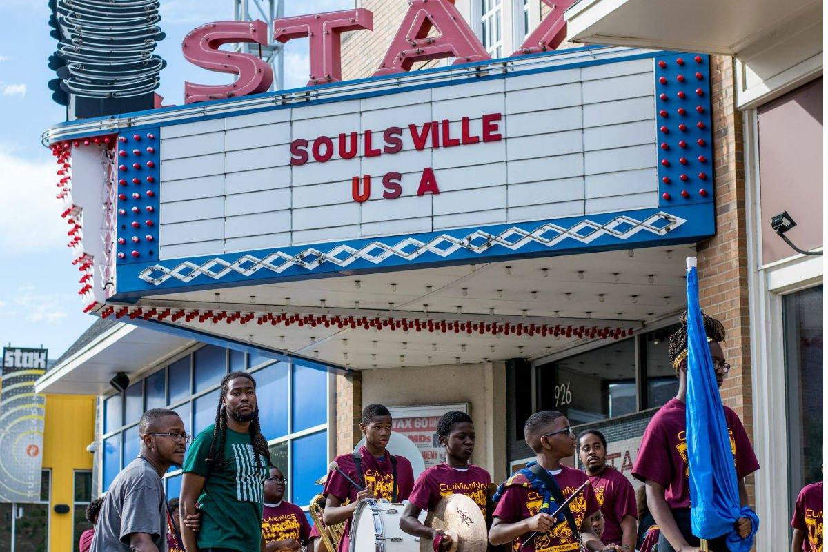 Memphis Soulsville Festival