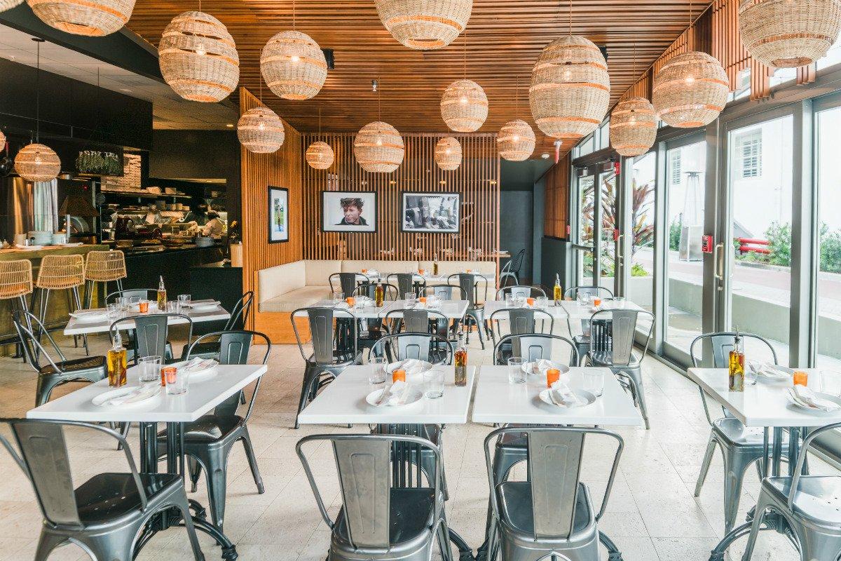 The Betsy South Beach pizzeria
