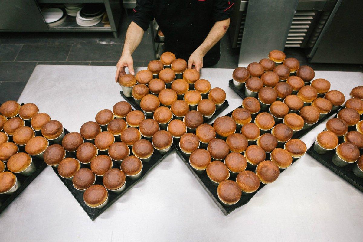 Baba cakes