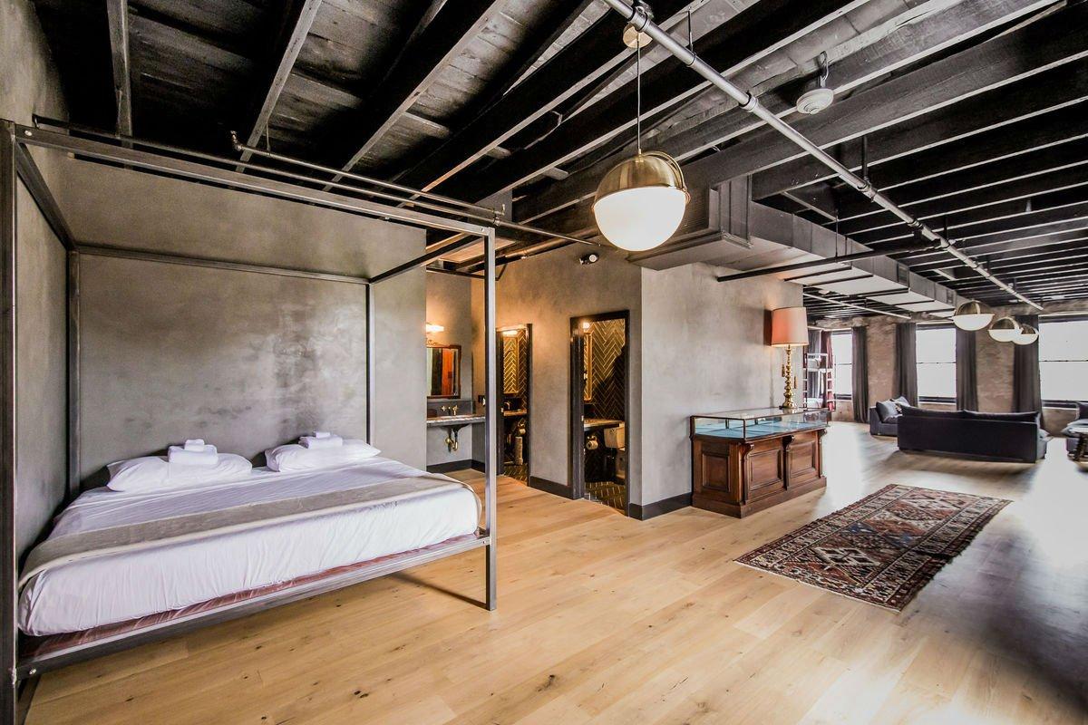 Native Hostel, Austin, Texas.