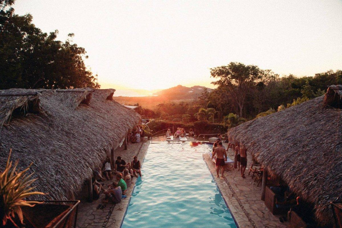 Casa de Olas San Juan del Sur Nicaragua
