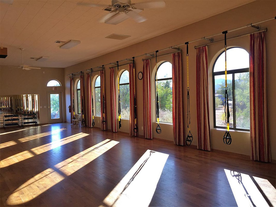 Red Mountain Resort Fitness Studio