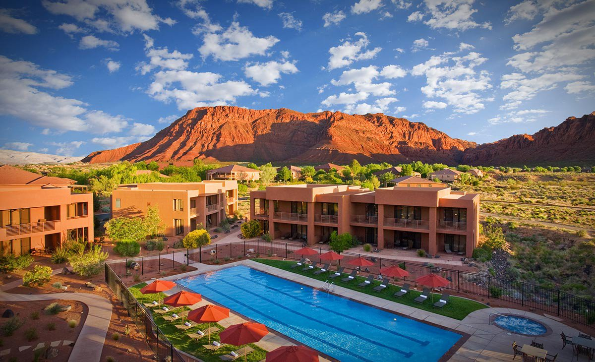 Red Mountain Resort Property