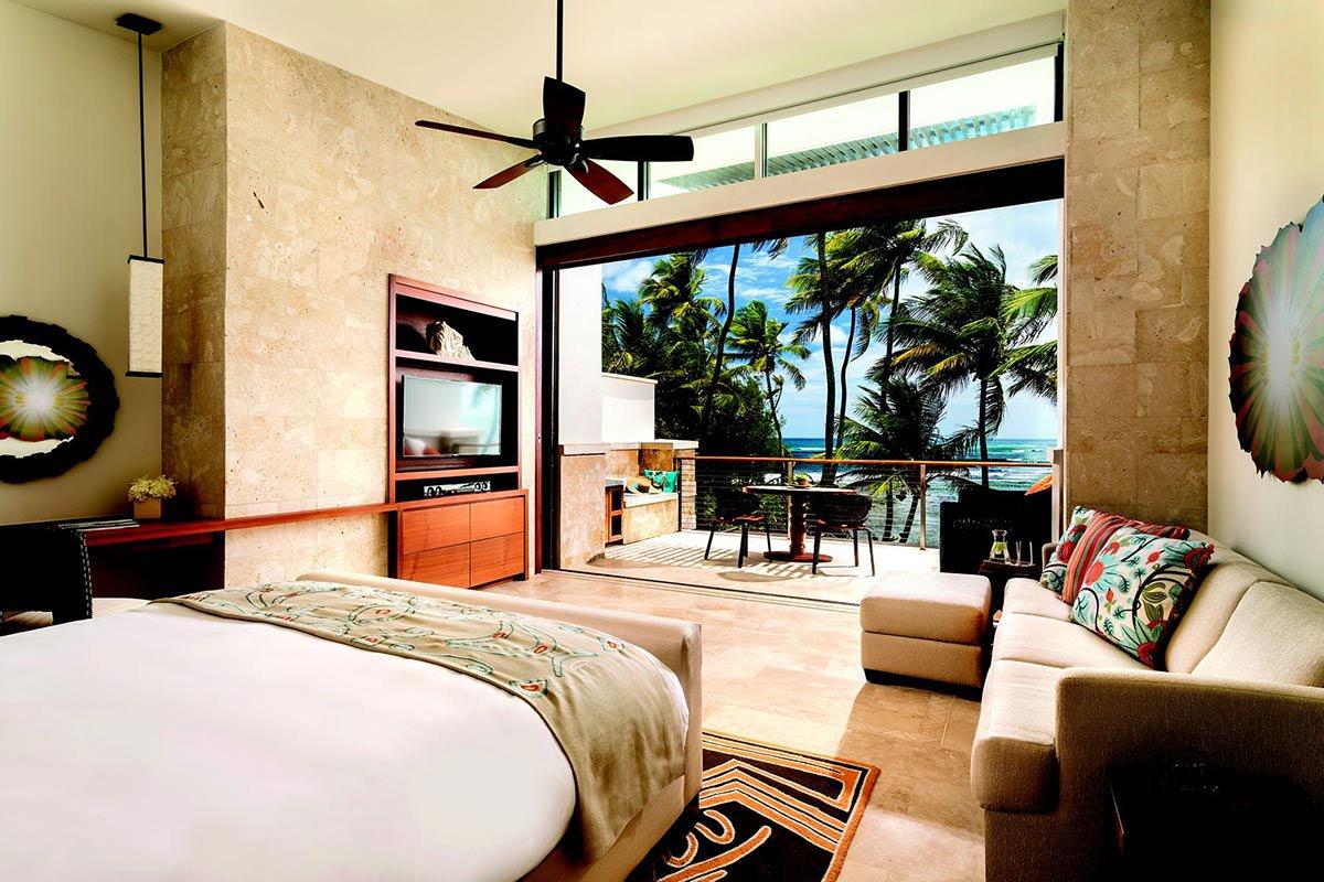 Dorado Beach suite.