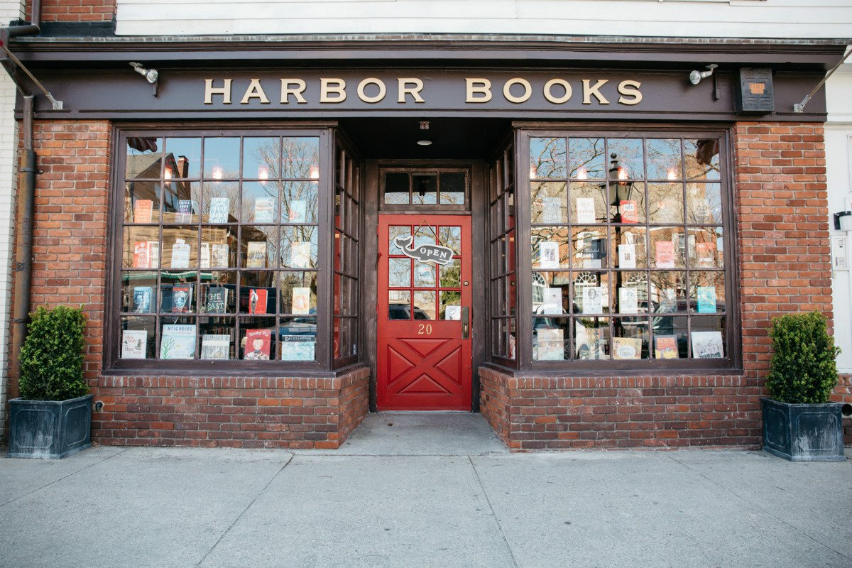 Sag Harbor Harbor Books
