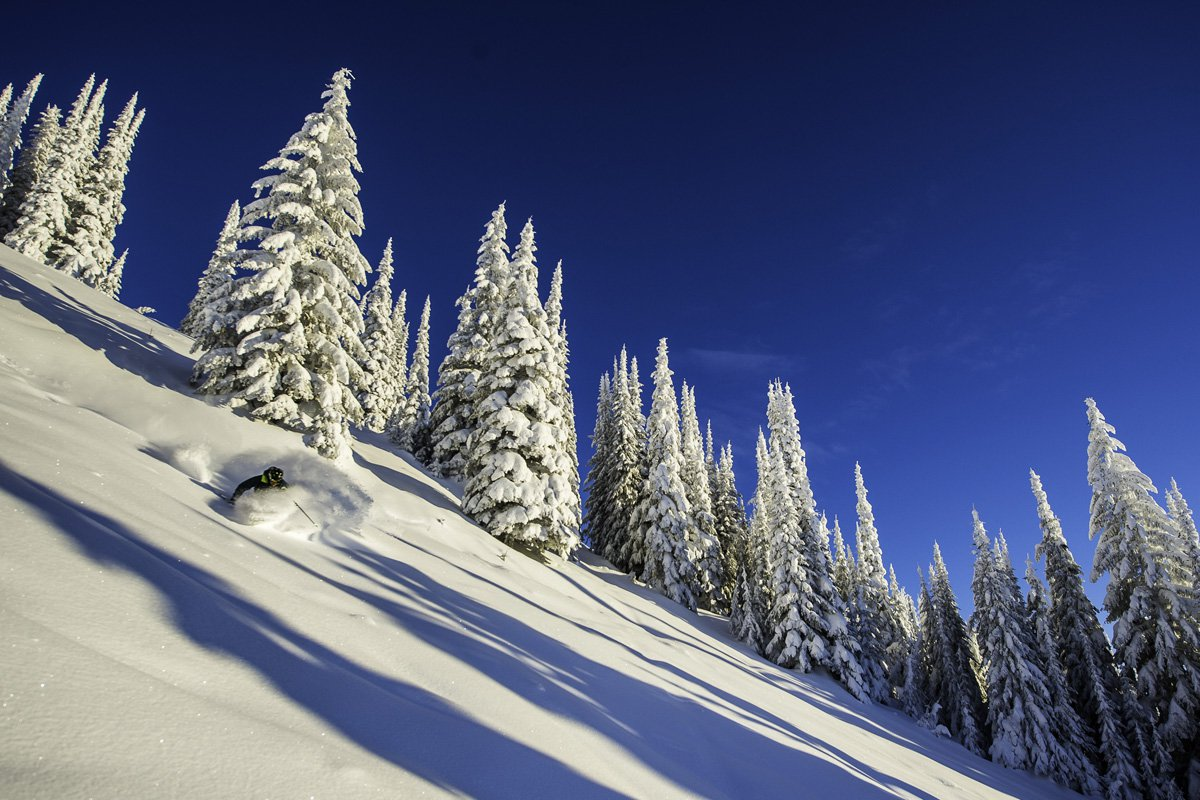 SilverStar Mountain Resort, British Columbia