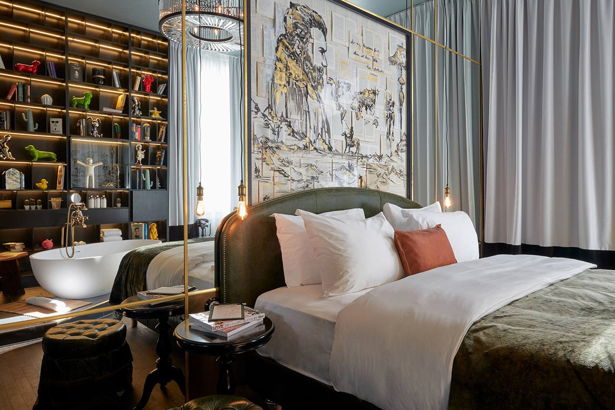 Fathom fathom travel awards 2018 world 39 s best budget hotels for Top design hotels berlin