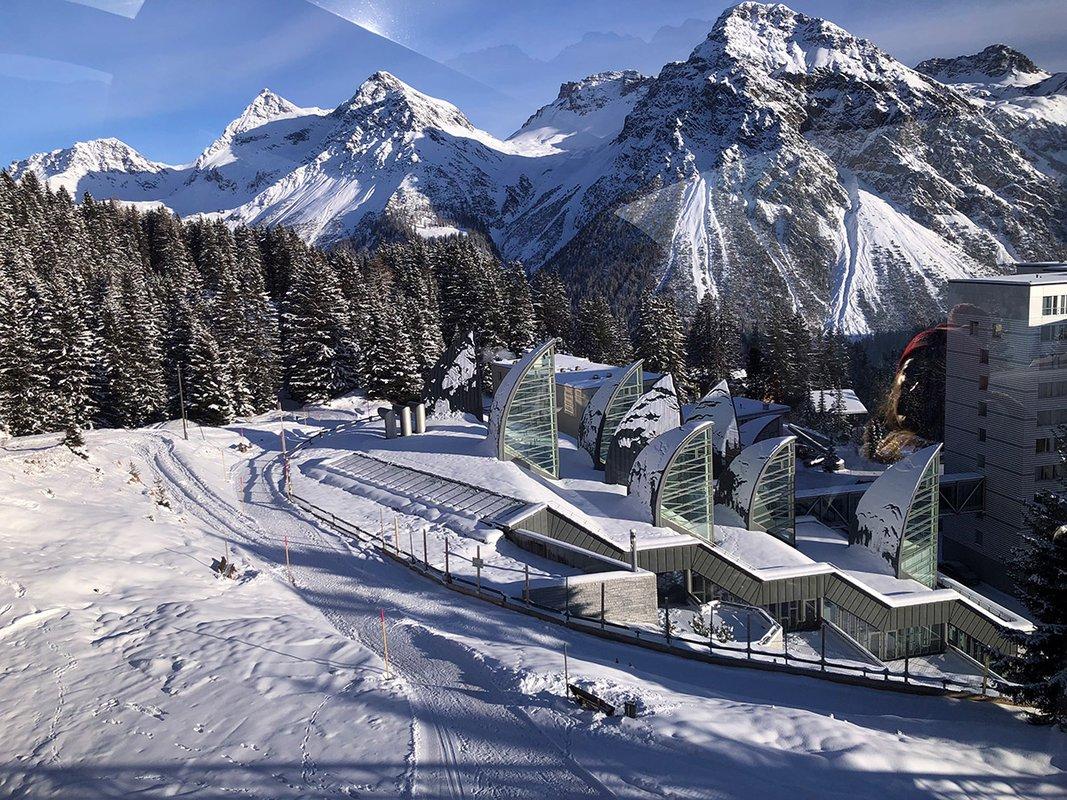 Tschuggen Grand Spa