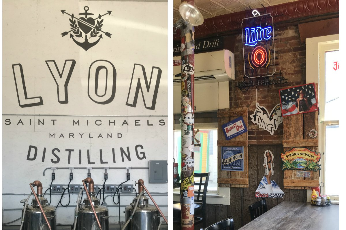 Lyon Distillery and Carpenter Street Saloon