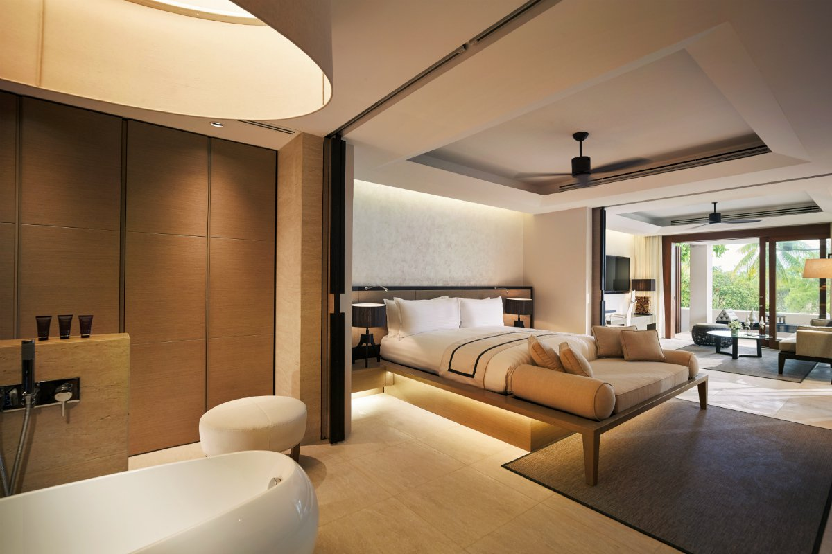 Terrace Suite King at The Ritz-Carlton Koh Samui