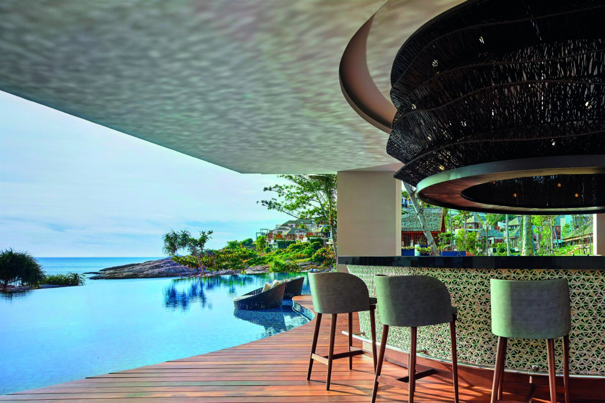 Tides restaurant at The Ritz-Carlton Koh Samui