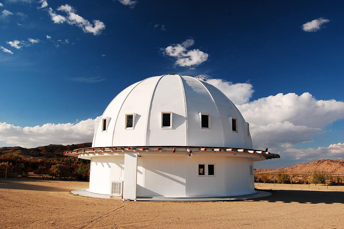 The Integratron.