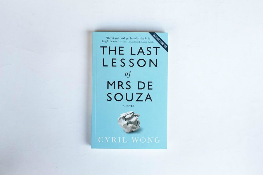 The Last Lesson of Mrs De Souza by Cyril Wong.