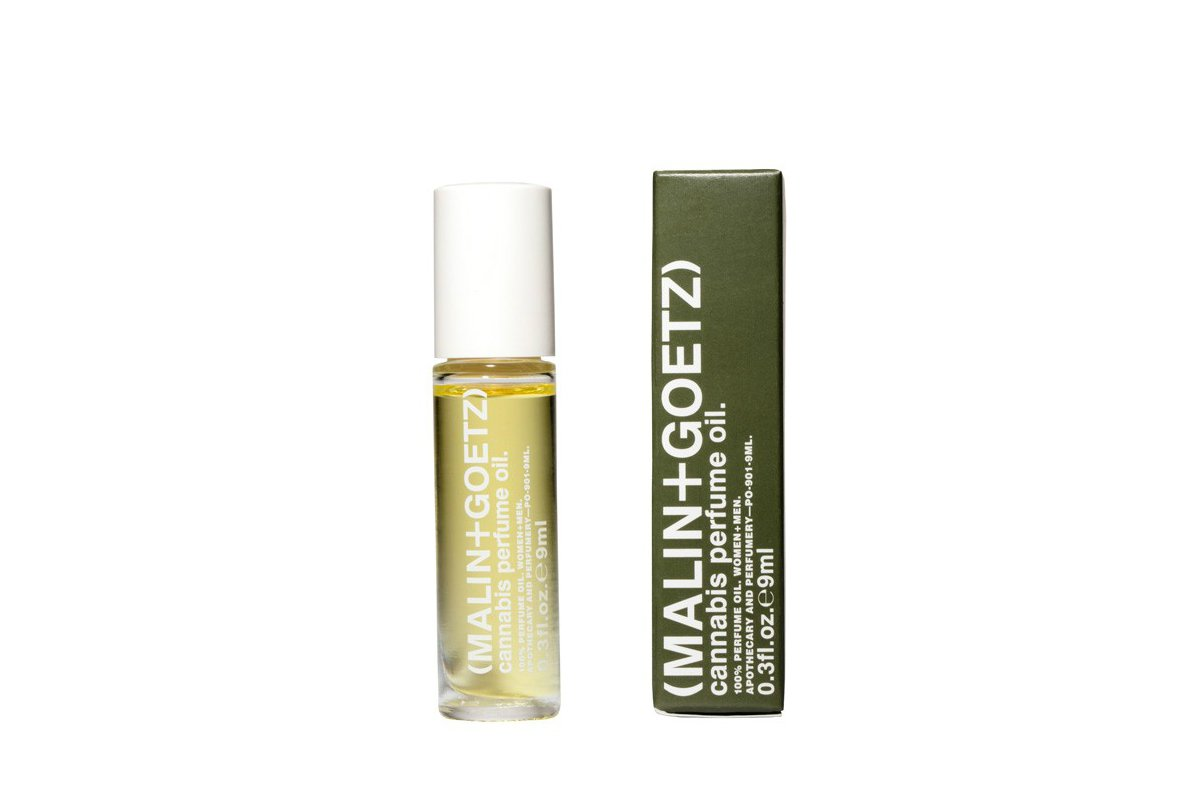 malin + goetz cannabis perfume