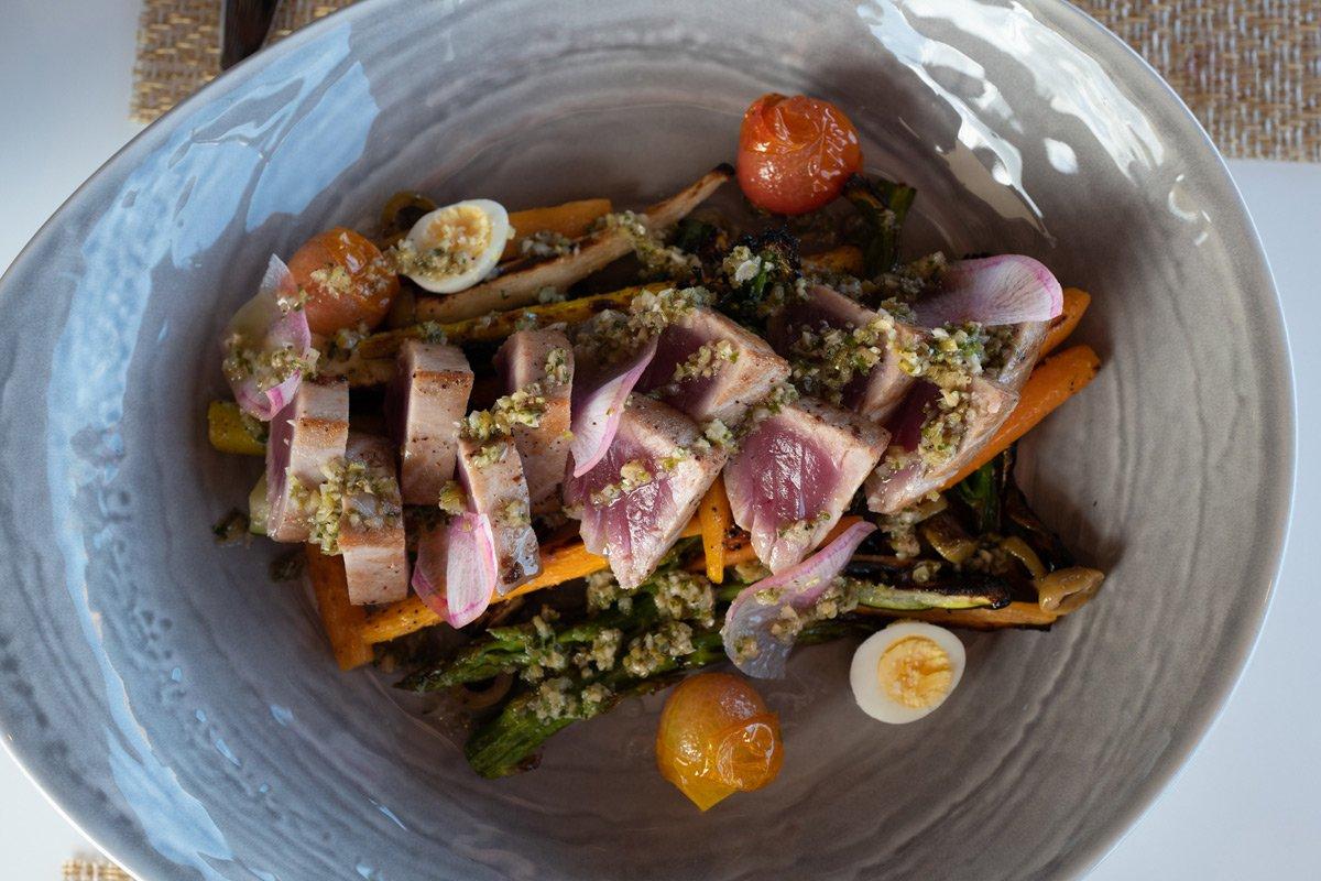 Marea Restaurant at Montage Los Cabos