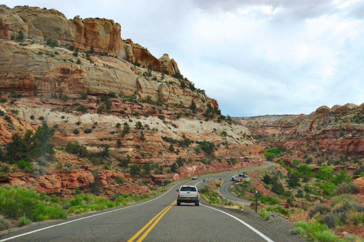 Utah scenic byway 12