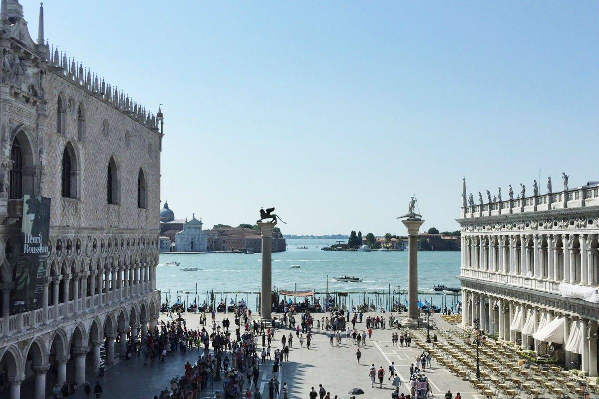 San Marco, Venice, Italy.