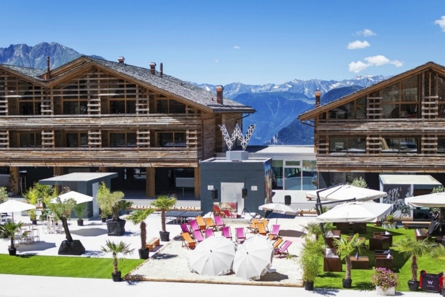 The W Verbier.