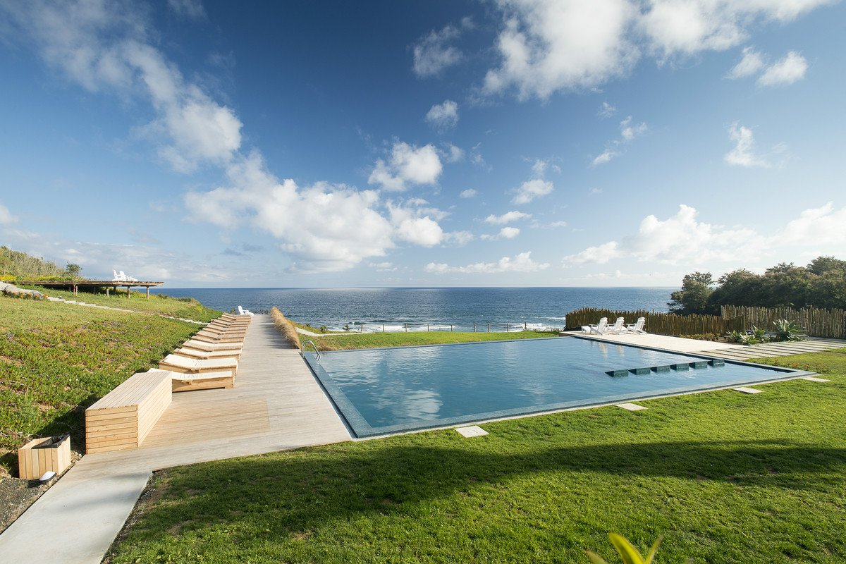 Azores, Portugal, Santa Barbara Eco-Beach Resort
