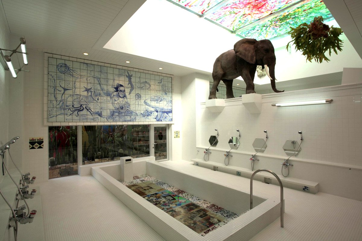 Naoshima bath