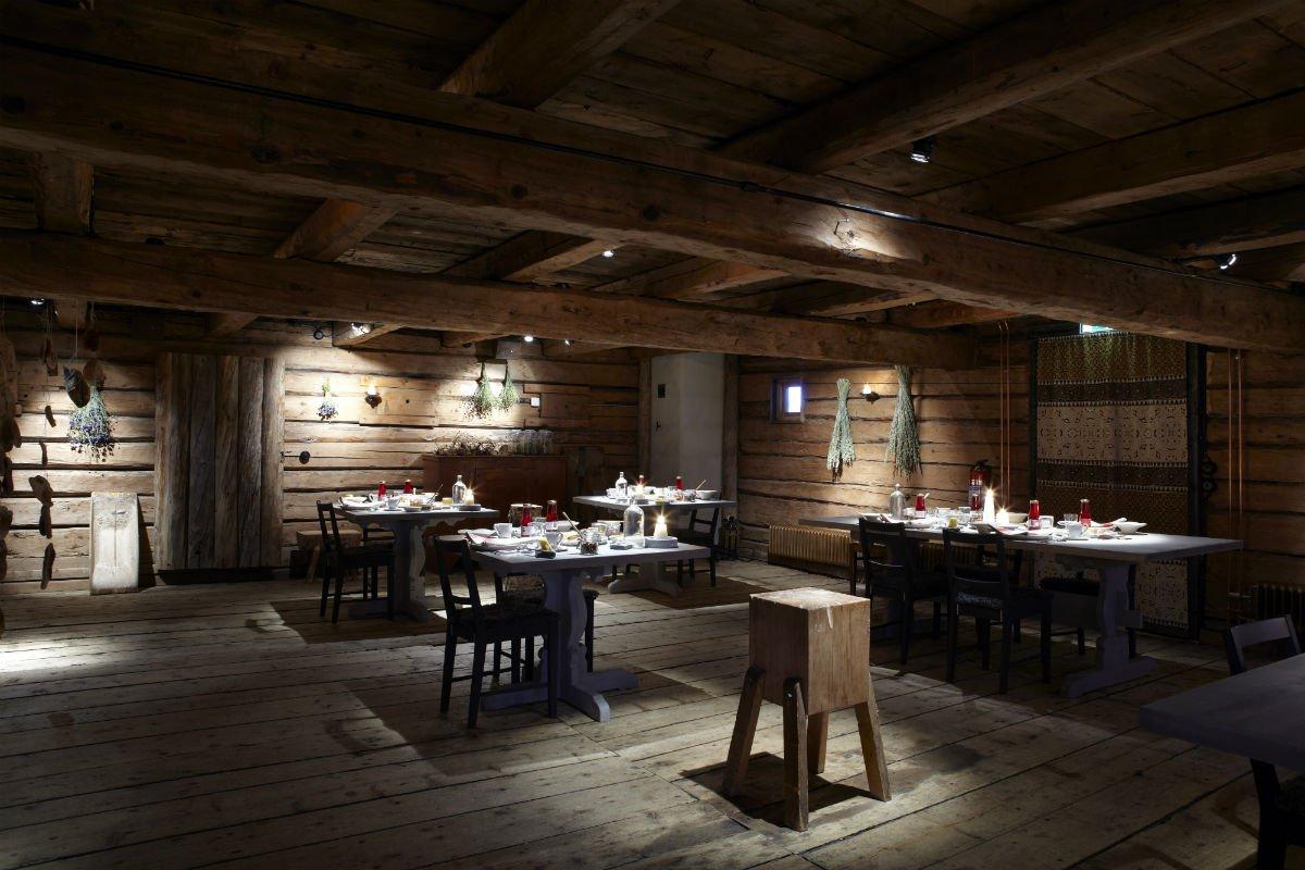 Faviken Dining Room