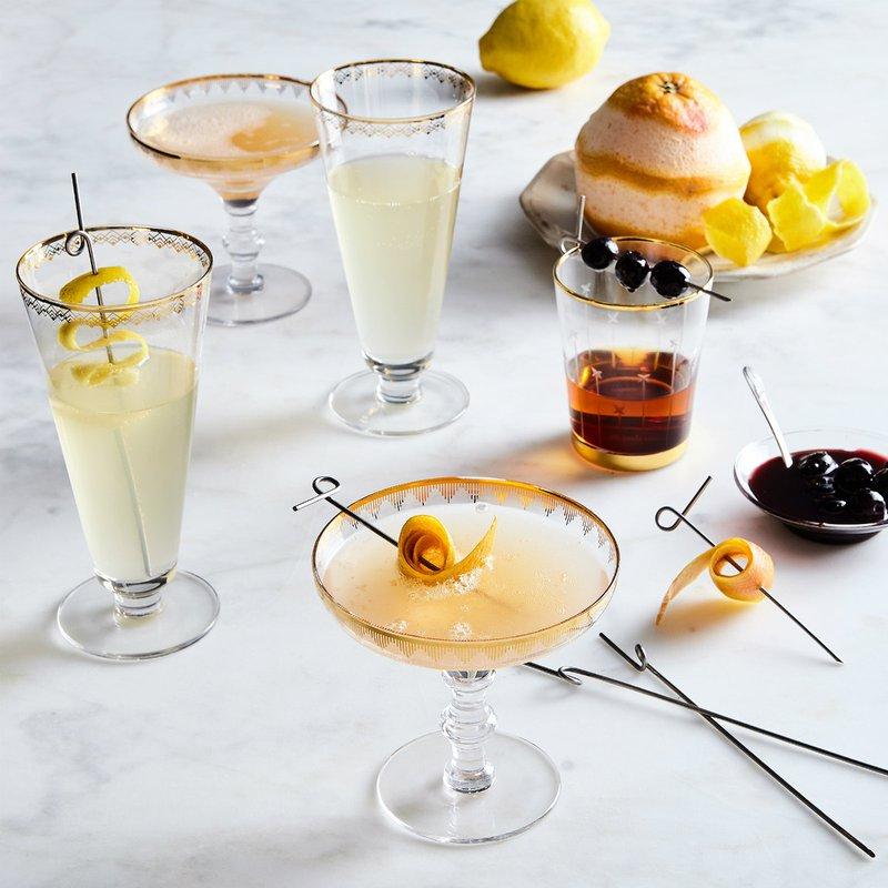 Fruitsuper Design Cocktail Sticks.