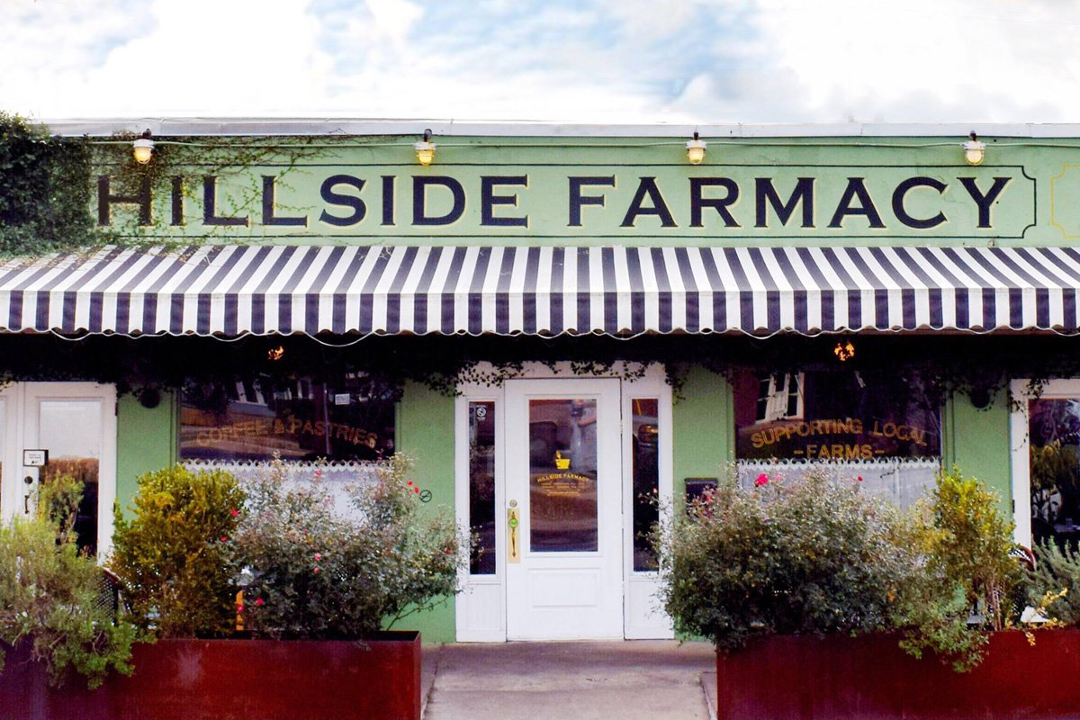 Hillside Farmacy.