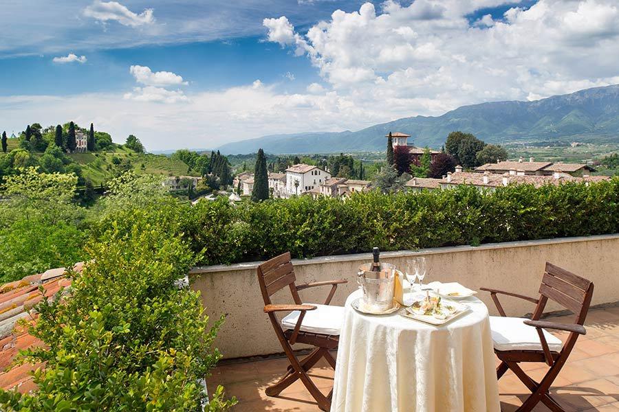 Hotel Villa Cipriani in Treviso, Italy