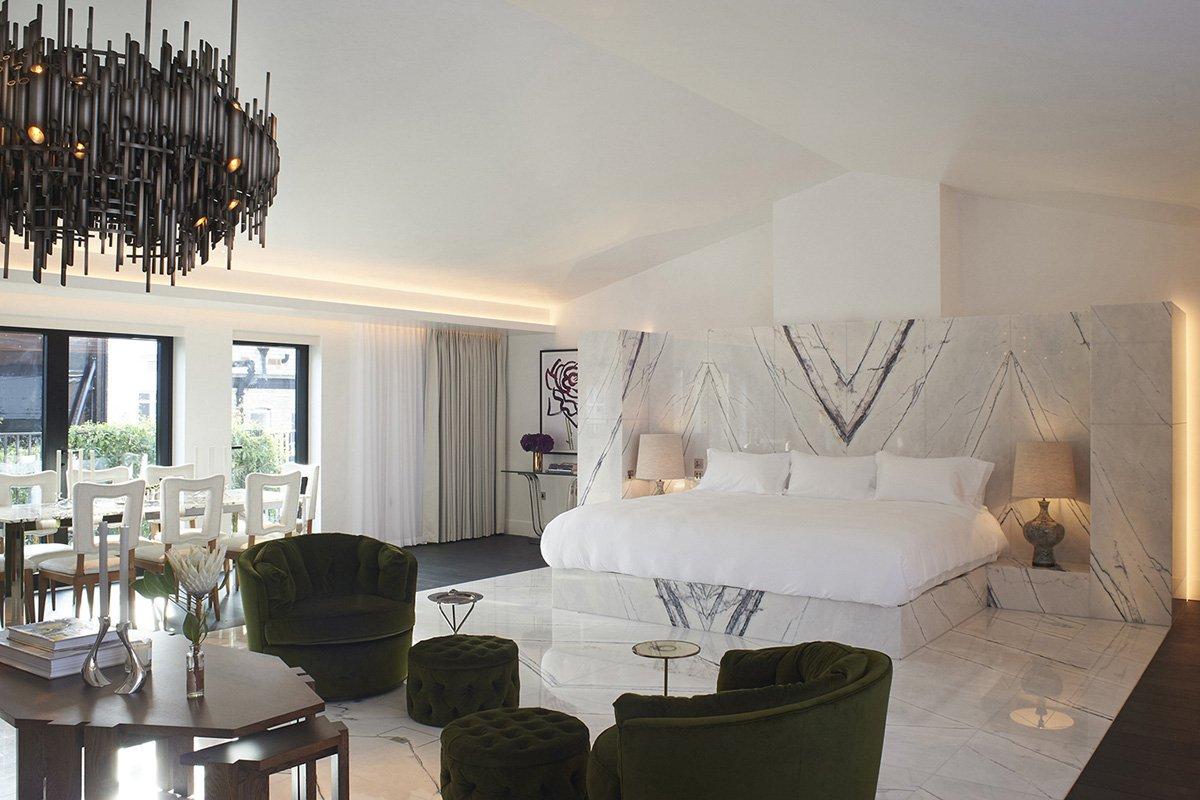 Mandrake Hotel Penthouse
