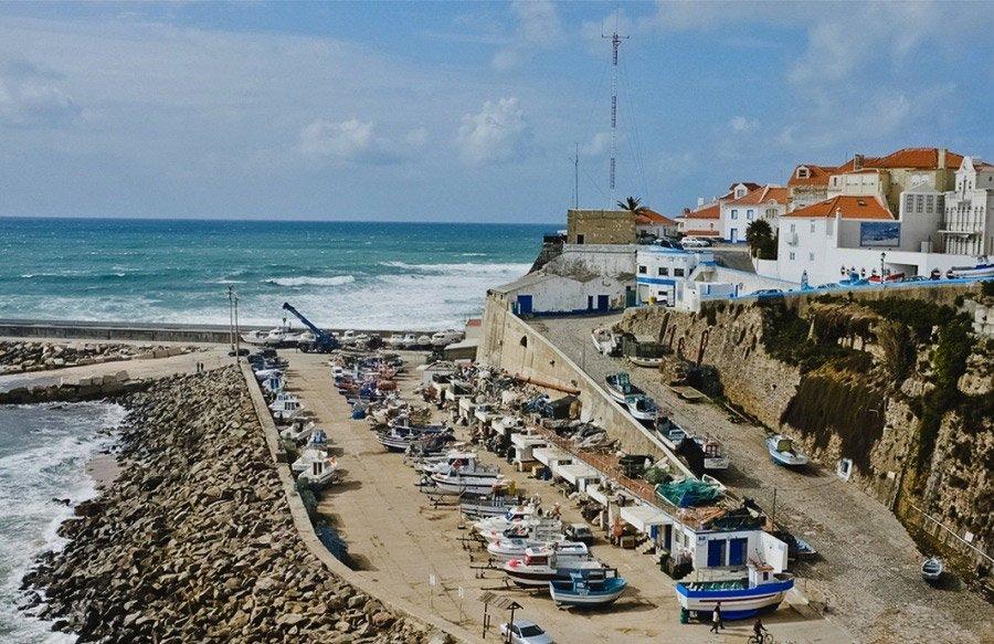 Mellowmove surf camp, Portugal