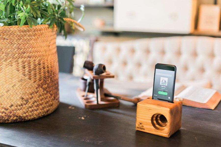Morph Wood Speakers