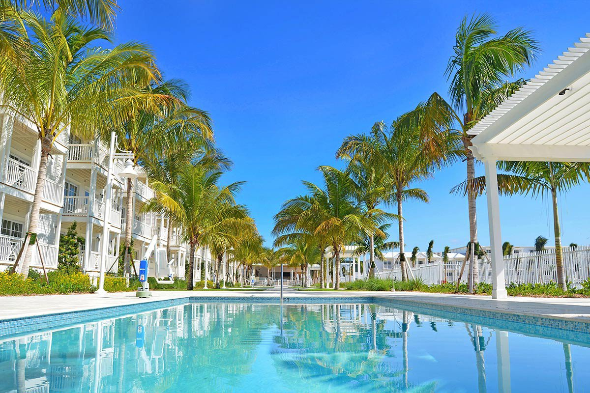 Key West Resorts >> Hotel Review Of The Oceans Edge Resort And Marina On Stock