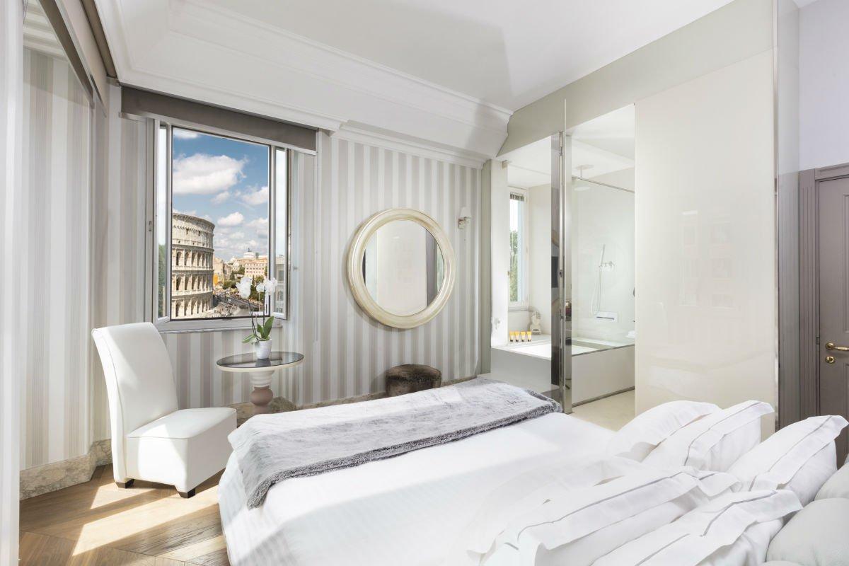 Palazzo Manfredi Bedroom
