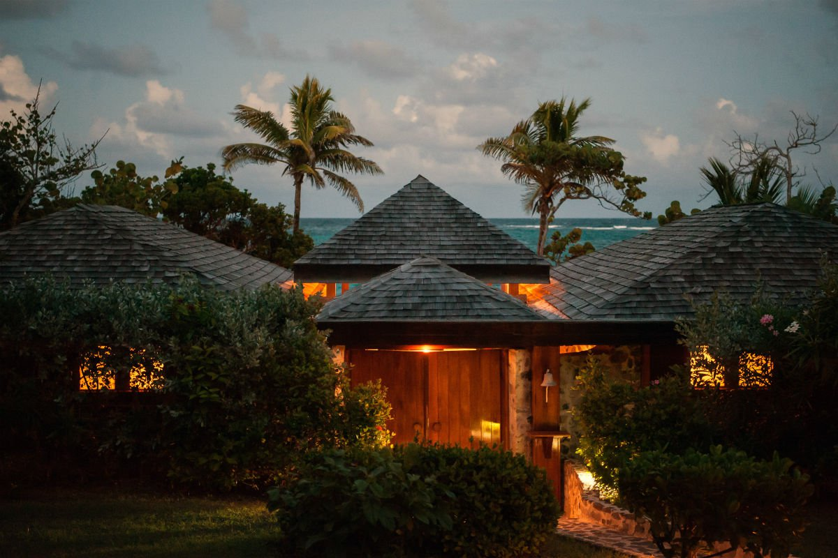 Relaxed luxury on Petit St. Vincent.