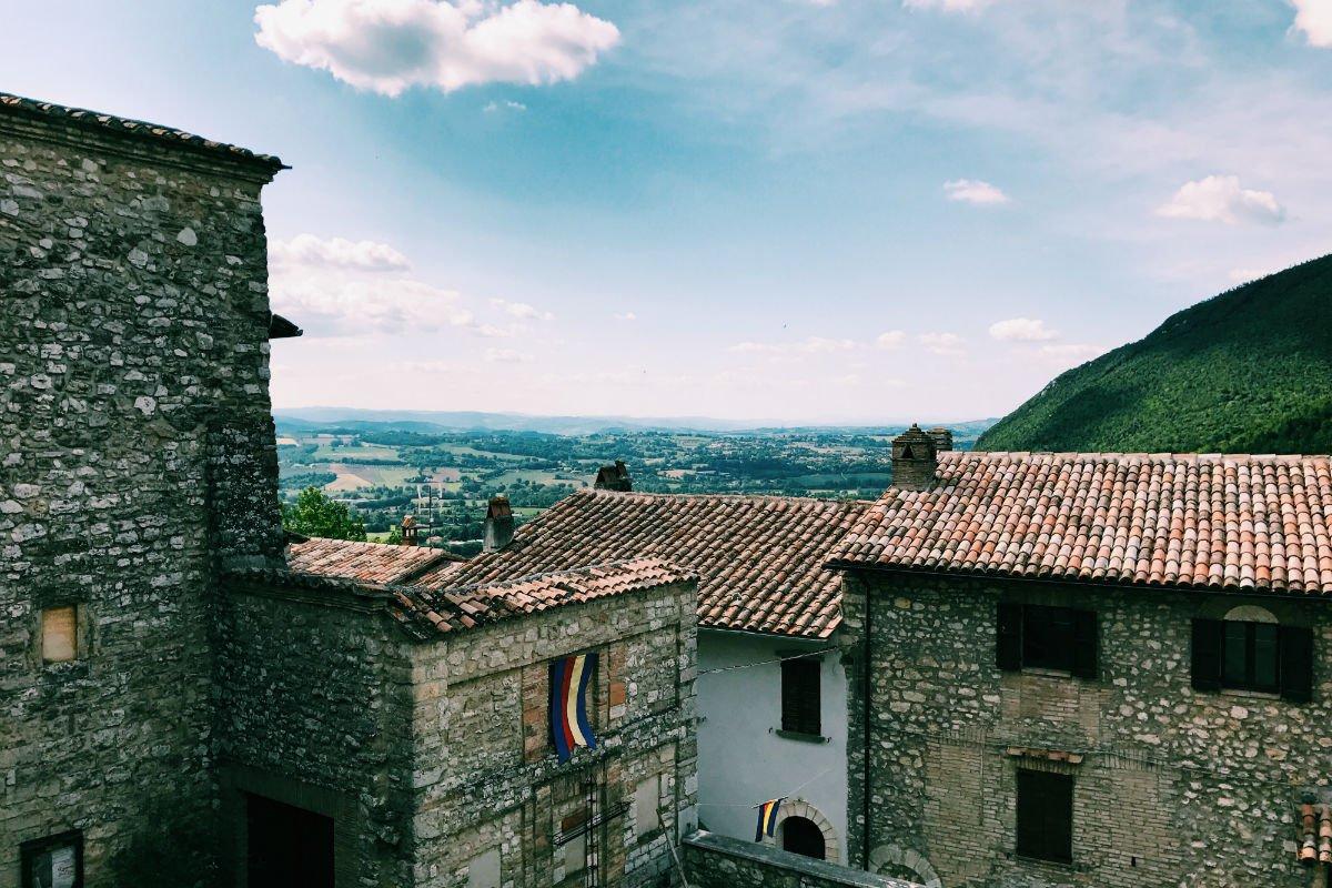 Portaria, Umbria.