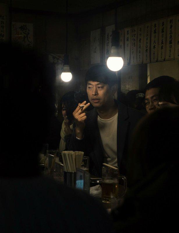 Omoide Yokocho bar scene