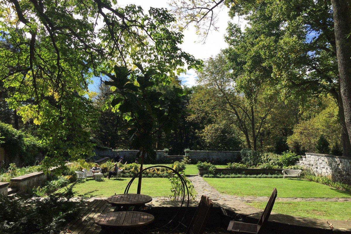 Troutbeck Garden