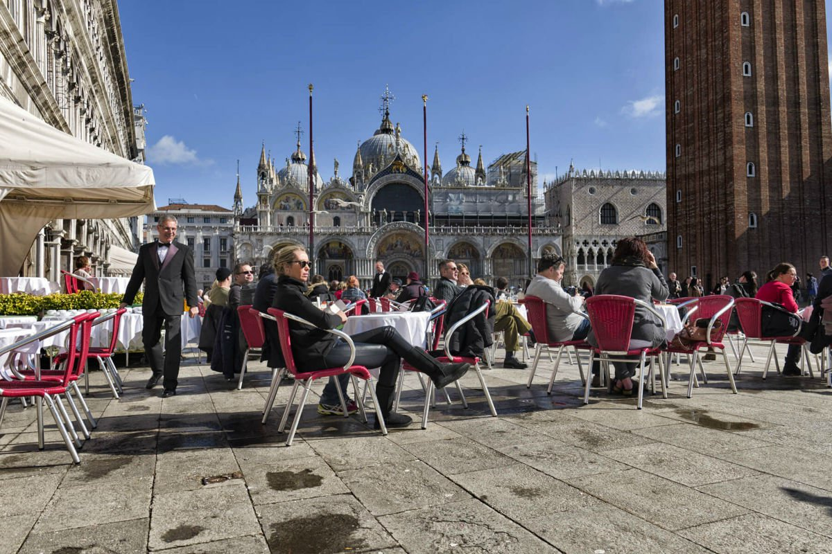 Gancaffee Quadri Venice, Italy