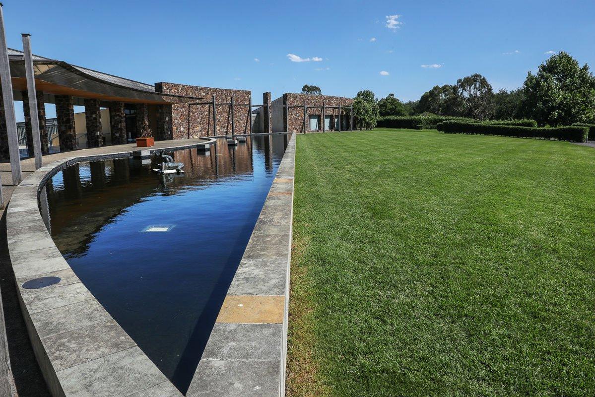Yering Station, Yarra Valley, Melbourne, Victoria.