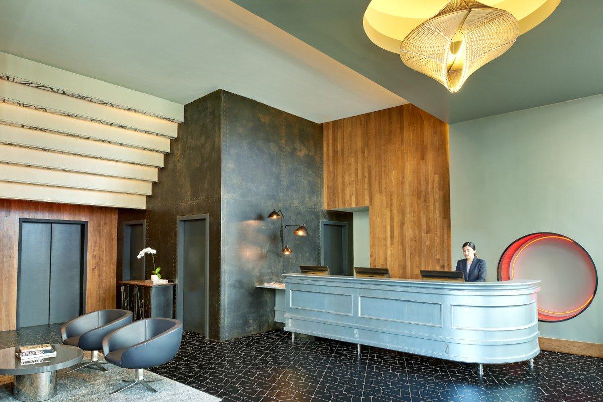 Hotel Zelos Lobby