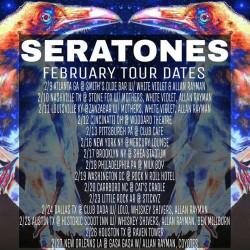 Seratones announce February tour dates