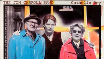 The Jim Carroll Band – Catholic Boy