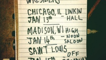 American Wrestlers announce 2016 dates