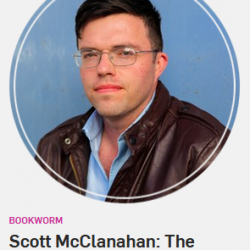 Scott McClanahan Discusses The Sarah Book on KCRW's Bookworm