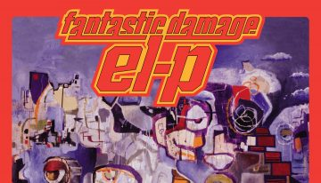 El-P Releases 'Fantastic Damage'