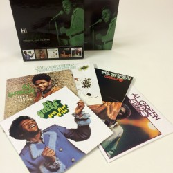 'The Essential Album Collection' – 5 of Al Green's greatest records now available in special bundle box-set (Exclusive to UK)