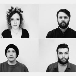 "Minor Victories (Slowdive, Mogwai, Editors) announce debut album, share ""A Hundred Ropes"""