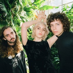The Fader caught up with Sunflower Bean at a Venezuelan restaurant in Brooklyn