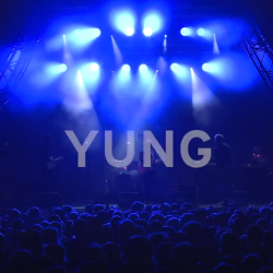 "Watch Yung Perform ""Blue Uniforms"" at Roskilde Festival"