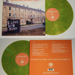 'Not The Same Old Blues Crap' out now for the first time on vinyl